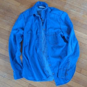 Old Navy Classic chambray